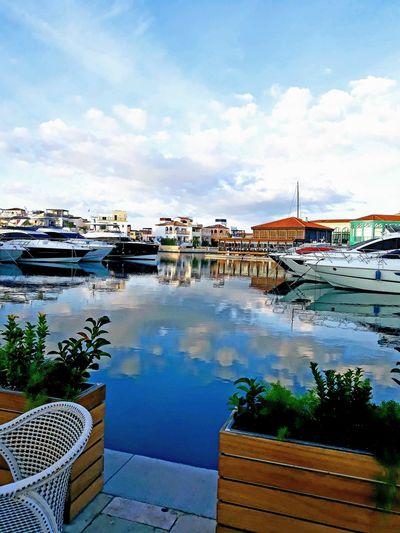 Cyprus, Limassol Marina