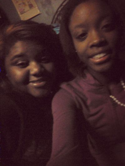 Me and mY hoeee i love mY Cousin (: