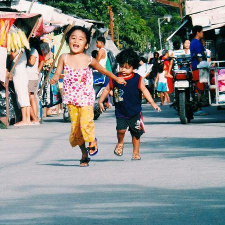 Kids Being Kids Kids At Play Kids Street Photography Street Life Playtime Play Street Bliss Joy