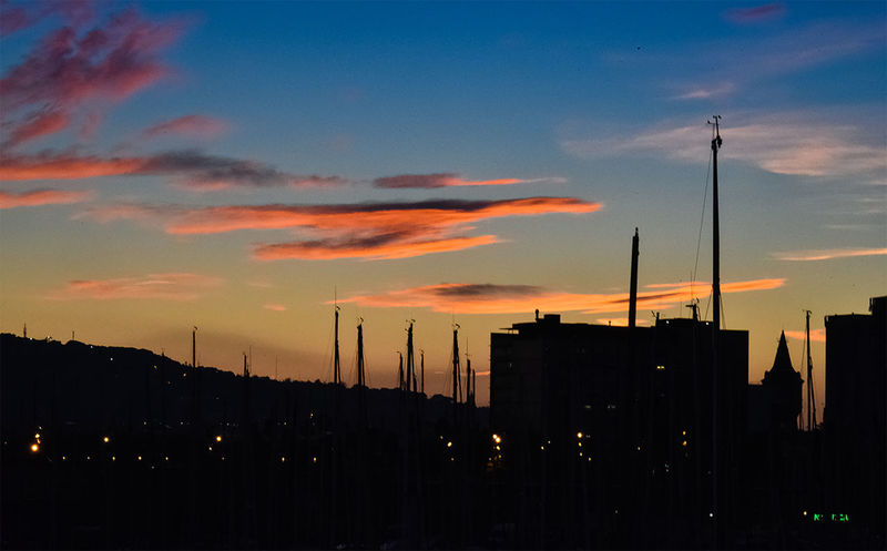 SPAIN Silhouette Architecture Bacrelona Building Building Exterior Built Structure City City Life Cityscape Cloud - Sky Dusk Illuminated Nature No People Office Building Exterior Orange Color Outdoors Residential District Silhouette Sky Skyscraper Sunset Tall - High