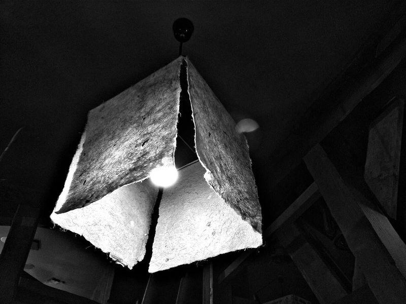 灯 アカリ Japan Light Blackandwhite Monochrome