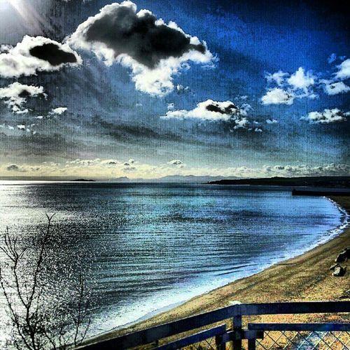 'Seascape' Ravenscraig Kirkcaldy Fife  Scotland haggismunchers cloudlovers Cloudporn skyporn Skymob skypainters Beach Waves igscotland Igers ig_artgallery insta_pic_skyart james_pop instagrampolis instamob instahub bestoftheday picoftheday Primeshots
