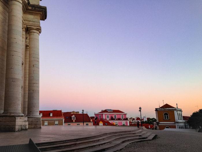 Relaxing Lisbon
