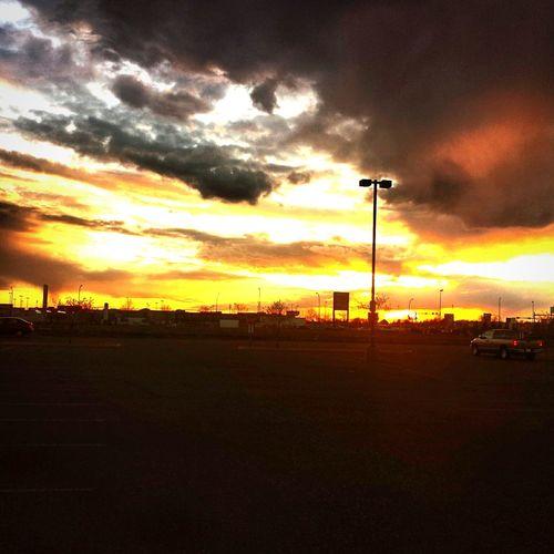EyeEm Best Shots - Sunsets + Sunrise Yellowsky RedSky Orangesky Sunny☀ Driving Home TooMuchSun Sunshine Sunrise_sunsets_aroundworld Sunsetporn
