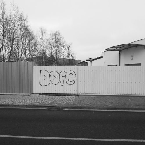 My colection of lame graffity is still in progress.. DOPE Graffiti Taking Photos Streetart Blac&white
