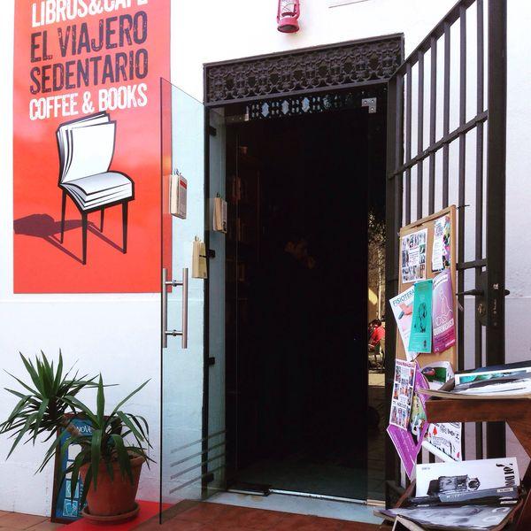 Sevilla Seville Andalucía Andalusia Coffee Time Books ♥ Libros Elviajerosedentario Placetovisit SPAIN Alamedadehercules Falling In Love Enjoying Life