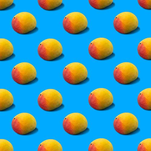 Full frame shot of fruits in water