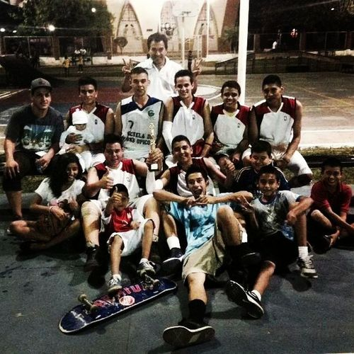 Campeones ADX ILove Basketball