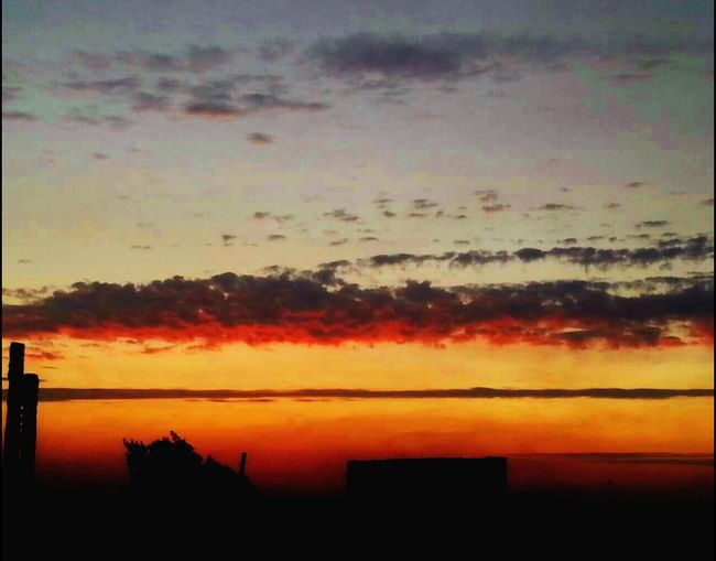 Sunset Sky Nature Landscape Outdoors Cairo Egypt In December 2015 By Samsung S3