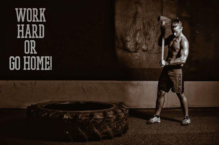 Crossfit Dedication Exercise Muscles Nopainnogain Reebok ROGUEFITNESS Sport Training Workout Gym Fitness
