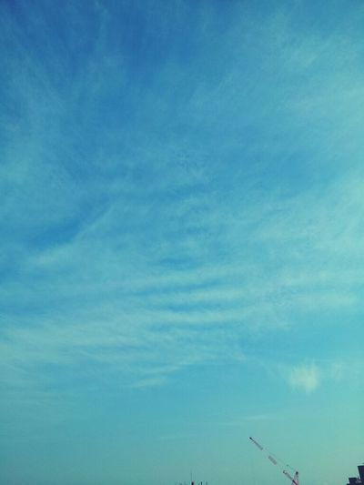大阪の空はモヤモヤ。空気もモヤモヤ。 Cloud&sky Sky Ōsaka-shi