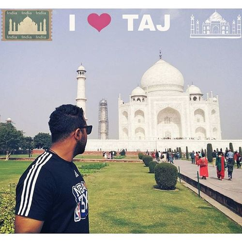 Monument of love ❤ Mugalarchitecture Mugals Monument Monumentoflove Tajmahal WhitepearL Archilovers Architecture Art Carving Marble Tomb Symbolofpeace Mugallegacy Me Traveling Exploring Historycheck Incredibleindia Ahd Goa India Mytravelgram