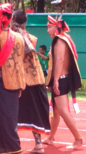 Streetparade Streetphotography Cultures Culture And Tradition Men Bidayuh Costume, Warrior People And Places Peoplephotography London_only Tattoo Tattoolegs Bodytattoo