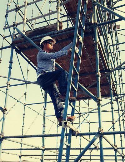 We help to build world 😉 Working