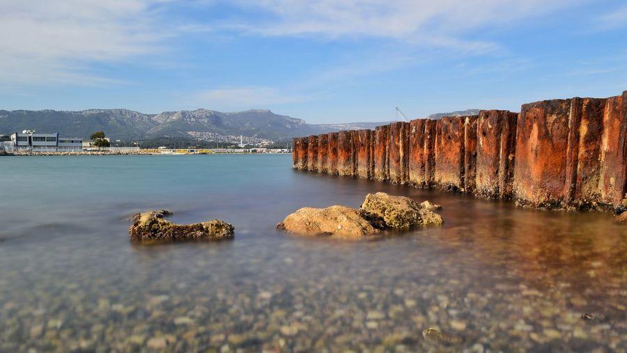 Seascape Landscape Landscape_Collection Landscape_photography Landscape_captures Sea Long Exposure France Nisi Water