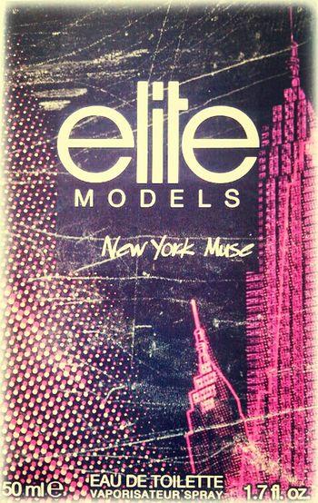 mi nuevo olor: señales que me da la vida jaja Eau De Toilette New York Muse