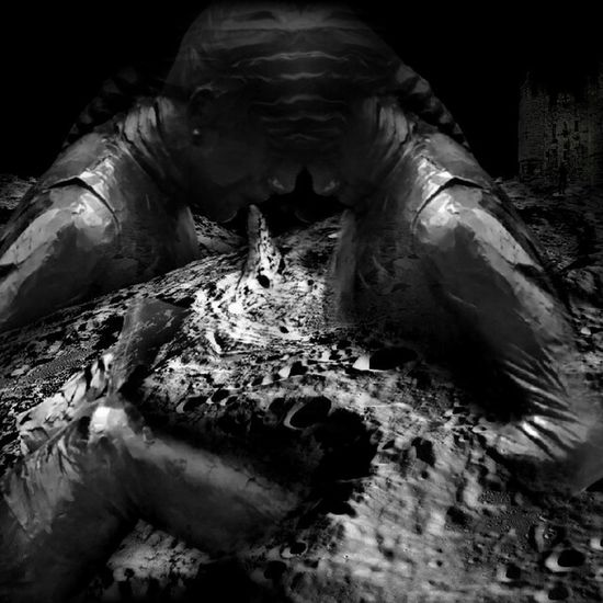 The drowning of Hubris. Fairytales & Dreams Light And Shadow Darkness And Light B&w Dark Fairytale Heroes & Villains Hidden Danger X😨w😦x Painted Pictures Creative Power