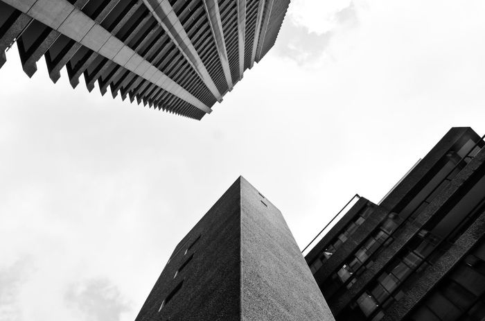 Architecture Architecture_collection Barbican Black And White Concrete London London Lifestyle Urban Architecture Urban Geometry