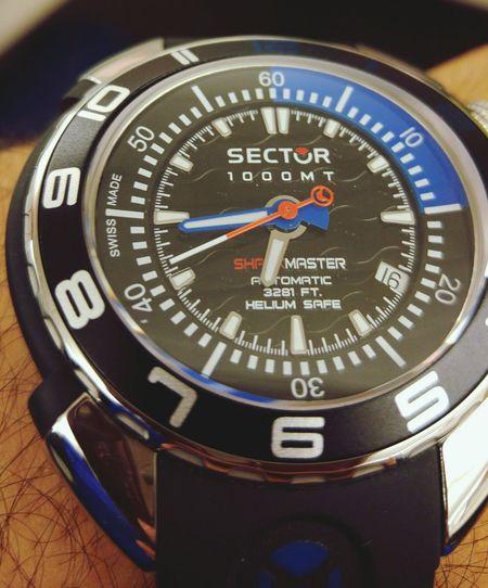 Sector Sharkmaster Swissmade Watch Light And Shadow Darkness And Light Macro_collection EyeEm Best Shots USA