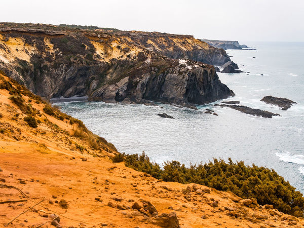 Landscape_Collection Nature Nature Photography Portugal Rock Sunlight Tranquility Travel Travel Photography Traveling Wave Cavaleiro Cliff Landscape Landscape_photography Nature_collection Naturelovers Ocean Photography Scenics Scenics - Nature Sea Tranquil Scene Travel Destinations Water