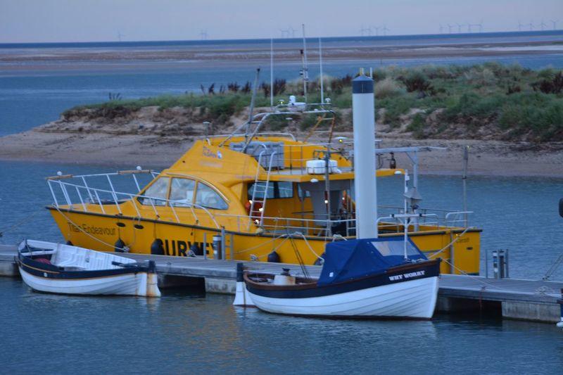 Boats And Moorings