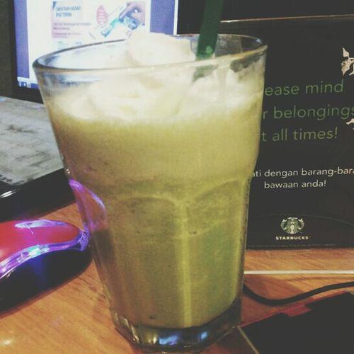 Beverage Green Tea Frappucino
