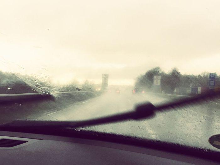 Rainy Xmas trip