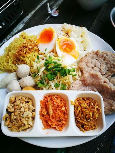 ก๋วยเตี๋ยวต้มยำ, อาหารไทย Thai Foods, Tom Yum, Tom Yum Noodle