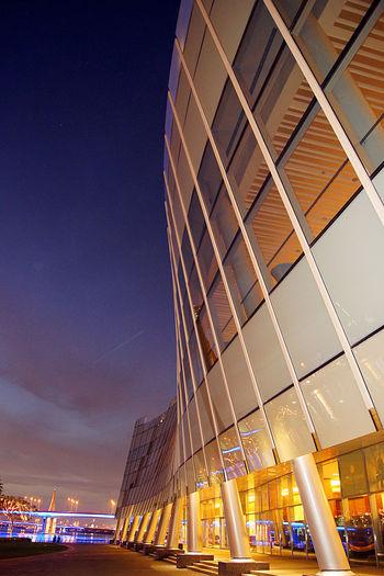Intercontinental DFC Buiding Hotel Dubai Dubai Festival City Mydubai