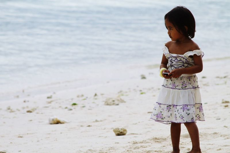 Bohol Girl Sandy Beach Child Bohol Island Land Beach Childhood Child Real People Females Sand Day EyeEmNewHere This Is Strength This Is Natural Beauty