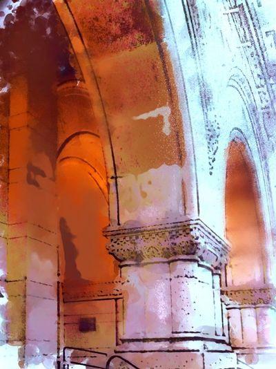 The Landmark Center in St. Paul, MN Arches Repix App NEM Architecture