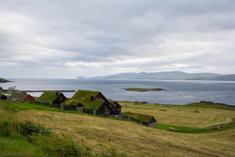 Gjógv Faroe