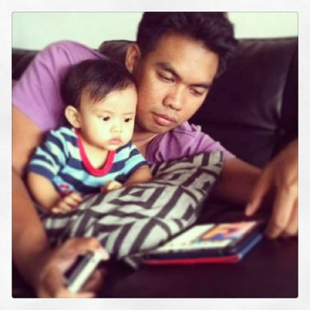 Quality time Baby Iman Youtube love