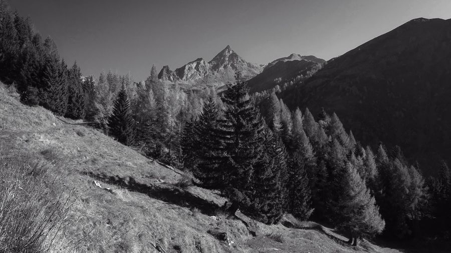 16x9 Autumn Autumn Colors Black & White Lago Di Luzzone Beauty In Nature Blackandwhite Day Monochrome Mountain Mountain Range Nature No People Outdoors Scenics Sky Sun Sunlight And Shadow Swiss Swiss Alps Swiss Mountains Switzerland Ticino Travel Destinations Valle Di Blenio