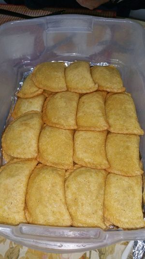 Sanjuan Paraguay Foodporn Folklore Empanadas Empanadas Caseras Pastel Mandi'o Comida Típica Paraguaya