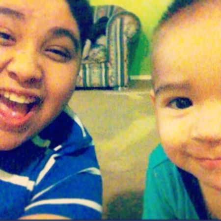 Me And My Baby Bro