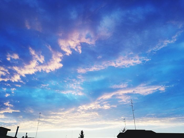 First Eyeem Photo l Sunset Sky And Clouds