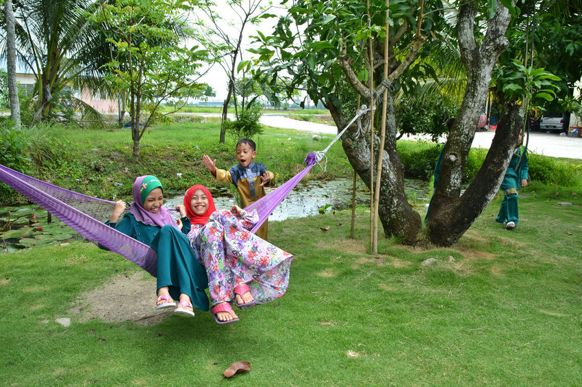 EID Celebration EyeEmNewHere Casual Clothing Childhood Enjoyment Leisure Activity Outdoors Real People Togetherness