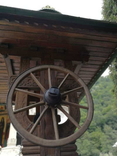 Watermill Sky Architecture Water Wheel