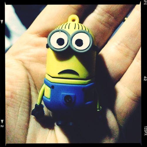 Minion :o Minion  Funny Faces Lovely