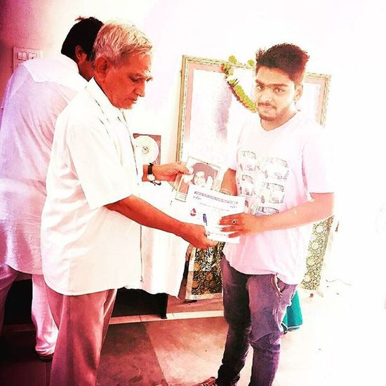 Proud ...3rd tym खुनदान Camp Donated Blood Sai Temple Goodfeel Vid @ketanbatish @shubh9969 😉☺