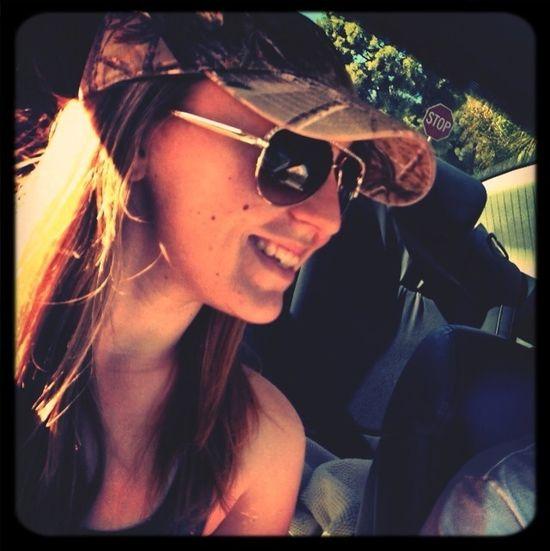 Sunglasses Shades Camo Real Tree