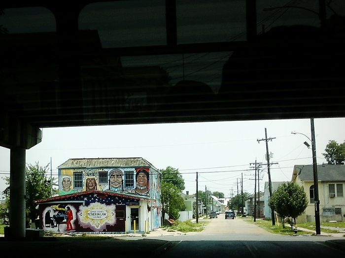 NOLA New Orleans EyeEm New Replacement Housing New Orleans, LA After The Storm Historic City Historical Building 9th Ward New Orleans Post Katrina Hurricaine Post Disaster Environmental Portraits Global Warming Disasters Historic Storm Historic Event Indian Historic Building view from the overpass 2011memories street photography Travel Photography American Life how do you see climate change? Famous City Urban Exploration Urban Photography Creole Art
