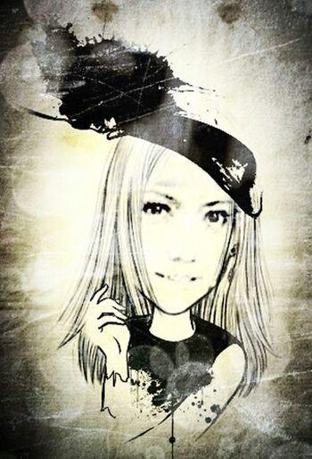 Me, My Self And I Black & White