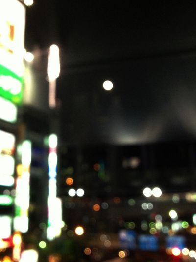 Street Photography Moon Night Lights Eye4photography