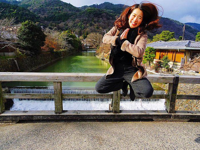 Jump Kyoto Autumu First Eyeem Photo