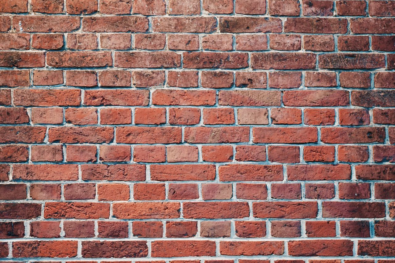 brick wall, brick, backgrounds, architecture, full frame, red, textured, built structure, day, building exterior, outdoors, no people, close-up