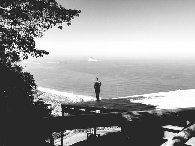 Landscapes With WhiteWall Pedra Bonita Hang-gliding point,