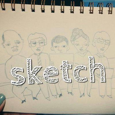 Sketch Drawing 연필 스케치 드로잉 그림스타그램