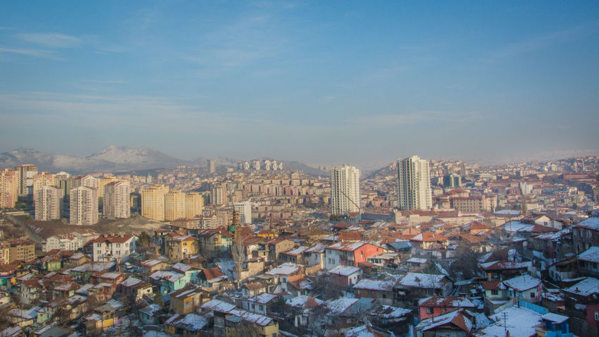 Winter Architecture Building Building Exterior Built Structure City City Life Cityscape Cloud - Sky Crowd Crowded Landscape Modern Nature Office Building Exterior Poor And Rich Residential District Sky Skyscraper Slum Urban Urban Skyline Urbanisation
